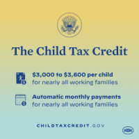 Child Tax Credit Payments Start July 15